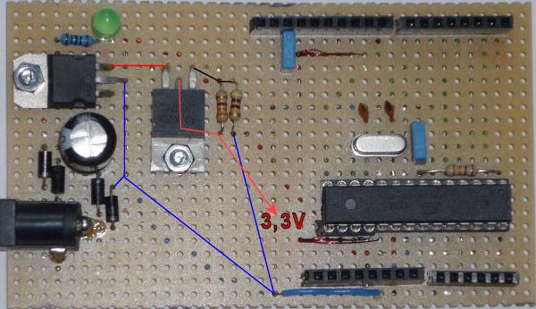 Arduino selbst bauen
